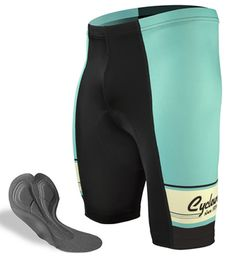 ATD Designer 1979 Retro Active Cycling Shorts Made in the USA Medium Green >>> Visit the image link more details. (This is an affiliate link) Mens Bike Shorts, Cycling Shorts, Cycling Outfit, Cycling Jerseys, Buy Bike, Bike Run, Mens Outdoor Clothing, Cycling Clothing, Retro Bike