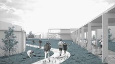 Agriculture Park as a Principle of Urban Transformation Bogdan Peric Project The area of San Cristoforo is an abandoned yard in the South-West of Milan, severed by the canal Naviglio Grande and the…