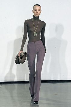Halston   Fall 2008 Ready-to-Wear Collection   Style.com