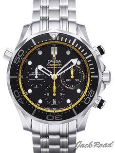 オメガ OMEGA シーマスター ダイバー300 コーアクシャル クロノグラフ(Seamaster Diver 300 Co-Axial Chronograph) / Ref.212.30.44.50.01.