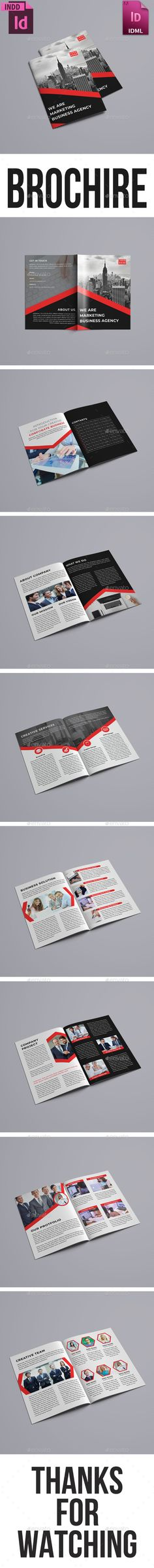Company Profile Brochure Company profile, Brochures and Brochure - brochure templates word