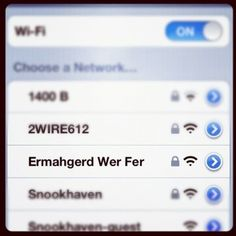 cool People who took their WiFi name game to a whole new level ( 34+ Pictures)