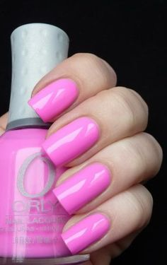 Best Pink Nail Polishes