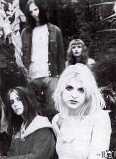 Courtney Love, Hole, early '90s #grunge
