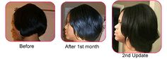 hairfinity results | ... finity and hair care tips to growing longer hair at Hairfinity.com