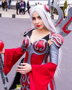 Well done cosplay