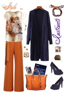 """""""Roar"""" by lmello ❤ liked on Polyvore featuring WithChic, Casetify, New Look, Chantecaille, Thalia Sodi and Julie Vos"""