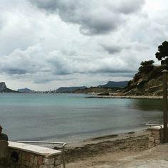 El Portet de Moraira Moraira, Beach, Water, Outdoor, Gripe Water, Outdoors, The Beach, Beaches, Outdoor Games