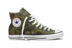 a4179c5307c1 Converse Men´s Chuck Taylor All-Star Camo High-Top Sneakers