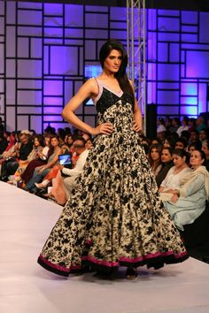 Pakistan Fashion Week 2012