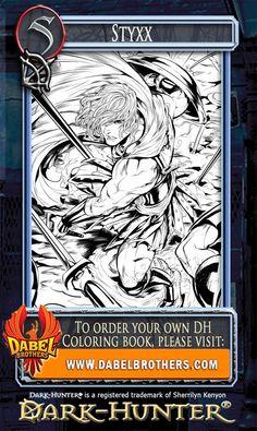 Styxx (Dark-Hunter series)