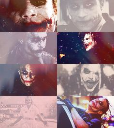 Heath Ledger as the Joker in The Dark Knight Der Joker, Heath Ledger Joker, Perth, Jokers Wild, New York City, The Dark Knight Trilogy, Le Clown, Joker And Harley Quinn, Joker Dc