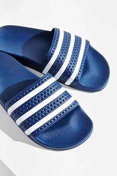 fa1b088d0e adidas Originals Adilette Pool Slide Sandal - Urban Outfitters Chinelo  Tumblr