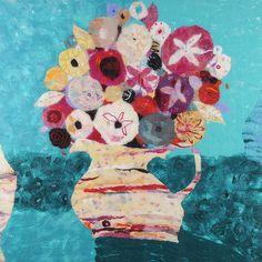 suzy shackleton contemporary felt artist