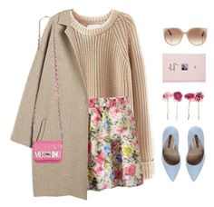"""""""*1331"""" by cutekawaiiandgoodlooking ❤ liked on Polyvore featuring Norma J.Baker, Tom Ford, ASOS, KEEP ME, cute, sweaterweather, lunchwithfriends and bhalo"""