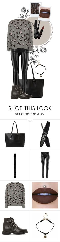 """""""Today's Outfit #39"""" by giovanna1995 ❤ liked on Polyvore featuring MANGO, Rimmel, Giorgio Armani, H&M and Steve Madden"""