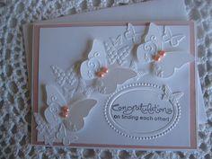 Stampin' Up Handmade Greeting Card by ConroysCorner on Etsy, $3.75