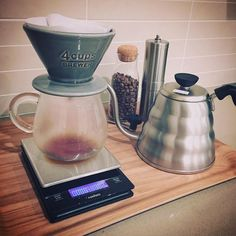 #coffee #pourovercoffee #kinto #hario #porlex http://ift.tt/20b7VYo