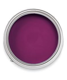 "Lowes Poetic Purple The ""Best Dark Purple for a Dining Room"" - Poetic Purple gorgeous with dark wood furniture Purple Paint Colors, Bedroom Paint Colors, Room Colors, Wall Colors, House Colors, Painting Bedrooms, Purple Color Palettes, Dark Wood Furniture, Mirrored Furniture"