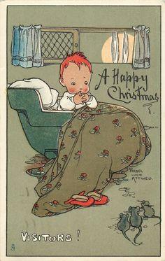 Visitors . Joyeux Noël .