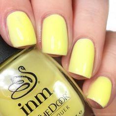 INM glow in the dark polishes perfect for Halloween! Red Lips, Dark Red, The Darkest, Glow, Nail Polish, Nails, Beauty, Finger Nails, Ongles