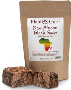 Raw African soap is excellent for deep cleaning of the skin and it is also very helpful in removal of skin bumps and spots. If you buy a piece of raw soap it will not be ready for use. In order to use it, you have to take a piece of it and shape it with your hands to gain a desirable size and shape of the soap.