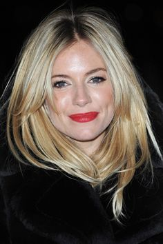 Sienna Miller Hair Style File is part of Sienna Miller Hair Style File Vogue Co Uk - Queen of boho turned Hollywood starlet, Sienna Miller is as much a pinup for her hairstyles as for her unique style See her best looks Good Hair Day, Great Hair, Hair Inspo, Hair Inspiration, Sienna Miller Hair, Coiffure Hair, Brown Blonde Hair, Pretty Hairstyles, Long Fringe Hairstyles