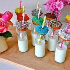 milk & donuts - Yahoo Image Search Results