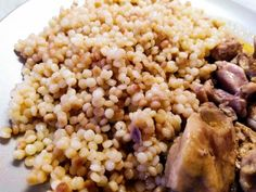 Black Eyed Peas, Grains, Food And Drink, Vegetables, Cooking, Recipes, Bulgur, Kitchen, Recipies