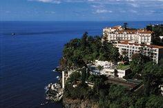 Upgrades at Belmond Reid's Palace in Madeira #travel | Traveline Specials