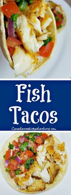 I picked up a few fresh Tilapia fillets yesterday to make these super simple and very fish tacos.I would not recommend using frozen fillets for this recipe, you are looking for a fresh thick fillets here.