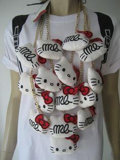 Merci Beaucoup, Hello Kitty Necklace