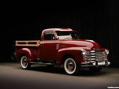 1951 Chevrolet Pickup.