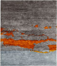 Scheddi Hand Knotted Tibetan Rug from the Tibetan Rugs 1 collection at Modern Area Rugs