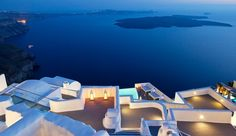 #Chromata Hotel in #Santorini, #Greece