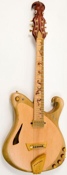 Blindworm Guitars The Mighty Kraken --- https://www.pinterest.com/lardyfatboy/