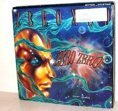 Zero Zero - Zeroxed UK 1991 Maxi near mint