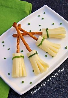 Broom Stick Snacks