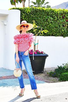 Classic Spring Looks: Gingham | Kelly Golightly