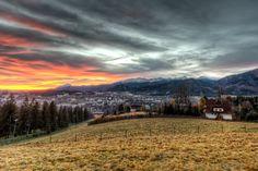 Sunrise at Tatra Mountains | Zakopane, Poland - #Sumfinity HDR Photography