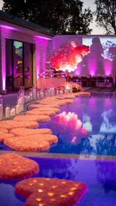 Birthday Goals, Birthday Party For Teens, Sleepover Party, Birthday Bash, Birthday Party Decorations, Wedding Decorations, Birthday Dinners, Pink Parties, Event Decor