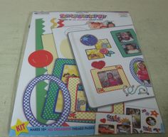 MEMORIES FOREVER  SCRAPBOOKING KIT ALL OCCASION NEW IN PACKAGE #memoriesforever