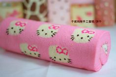 hello kitty swiss roll