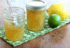 how to make homemade lemon lime marmalade jam recipe