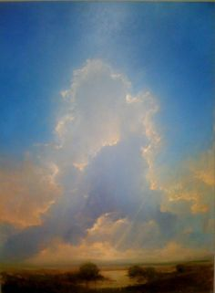 Grace XV  by Adriano Farinella Looks like a horse is within the clouds...