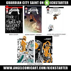 Check out these rewards and more at the Guardian City Saint Kickstarter project at @angelcomicart ---------- Link to the campaign in @angelcomicart bio! ---------- #kickstarter #kickstartercampaign #crowdfunding #new #innovation #innovative #kickstarternews #backer #newproduct #startup #tech #l4l #future #newproducts #startuplife #style #indiegogo #comic #comicart #comics #art #comiccon #drawart #drawing