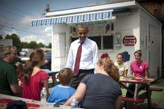Barack Obama in Londonderry — August 18th by Barack Obama, via Flickr
