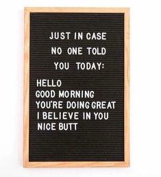 Happy Monday! #mondaymotivation #goodvibesonly #positivethoughts #positivevibes #morningmotivation #letterboard #letterboardquotes