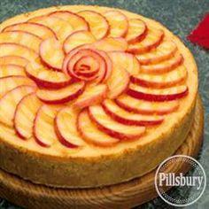 Apple Cinnamon Cheesecake from Pillsbury Baking