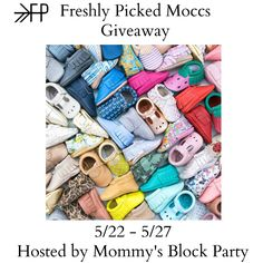 Do you love styling your baby in the hottest moccs available? If you do, I'm sure you've heard of Freshly Picked. Freshly Picked has an...